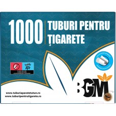 Tuburi Tigari BGM White 1000