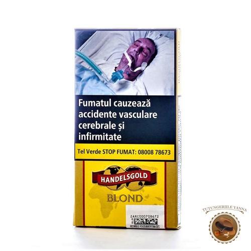 TIGARI DE FOI HANDELSGOLD BLOND
