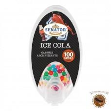 CAPSULA CLICK SENATOR ICE COLA 100
