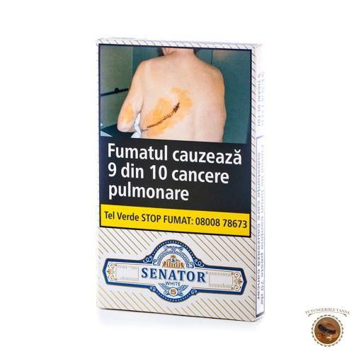 TIGARI DE FOI SENATOR WHITE