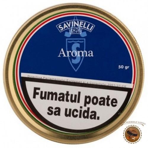TUTUN PIPA SAVINELLI AROMA BLUE 50G