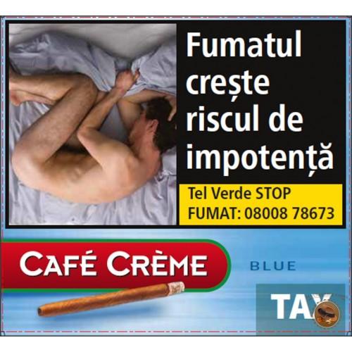 TIGARI DE FOI CAFE CREME BLUE