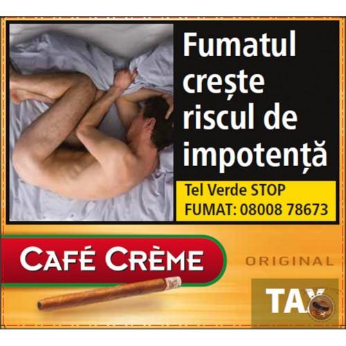TIGARI DE FOI CAFE CREME ORIGINAL