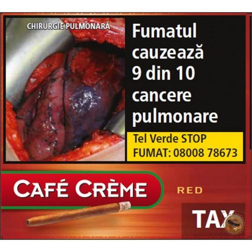 TIGARI DE FOI CAFE CREME RED