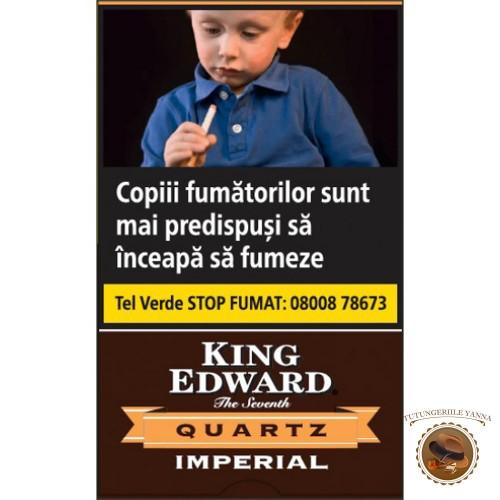 TIGARI DE FOI KING EDWARD IMPERIAL QUARTZ