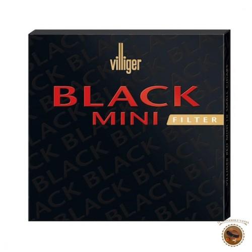 TIGARI DE FOI VILLIGER BLACK MINI FILTER SUMATRA