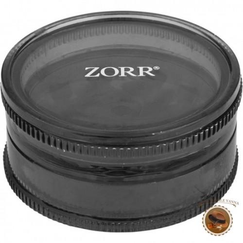 GRINDER ZORR PLASTIC 3P 42MM 49196