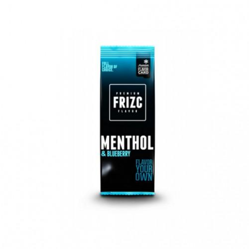 FRIZC MENTOL - AFINE - CARD AROMATIZANT PENTRU PACHETUL DE TIGARETE/TUTUN