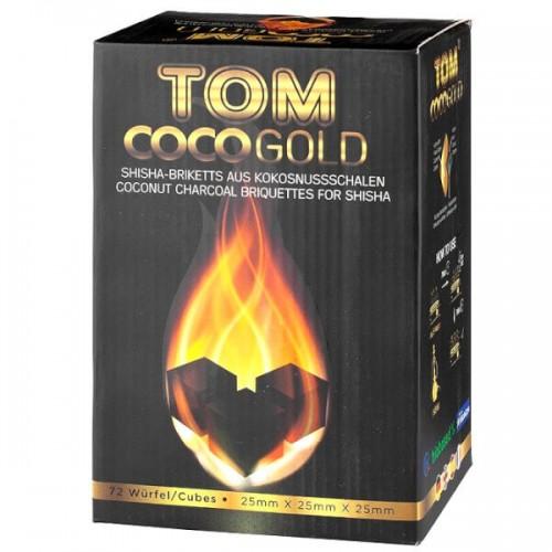CARBUNI NARGHILEA TOM COCO GOLD 1KG