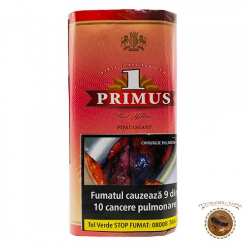 TUTUN PIPA PRIMUS RED YELLOW 40G