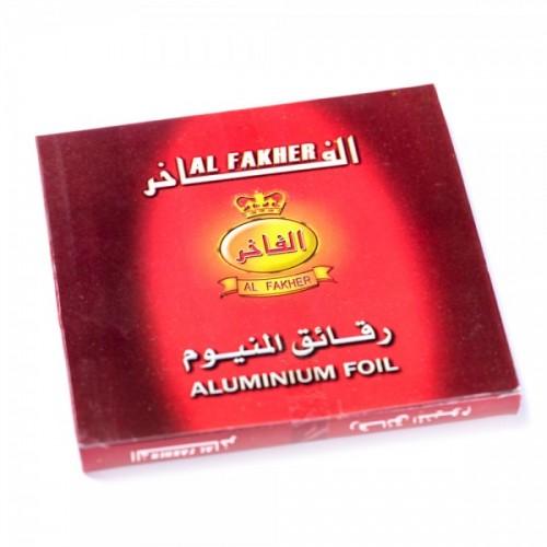 FOITA ALUMINIU PTR NARGHILEA AL FAKHER 20BUC 4000026