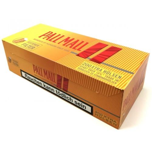 TUBURI TIGARI PALL MALL FULL FLAVOR EXTRA 200