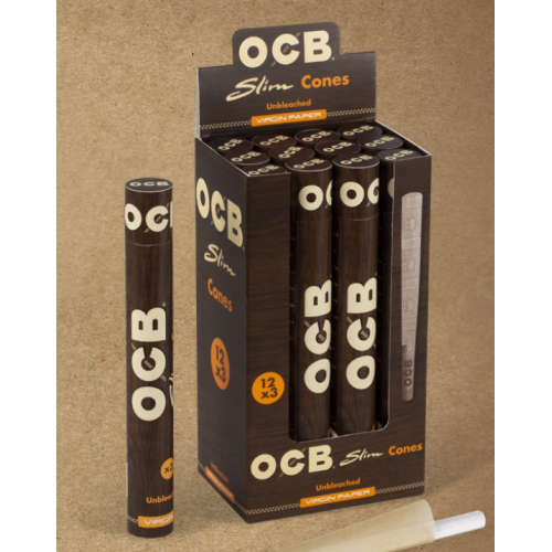 CONURI OCB SLIM VIRGIN PAPER
