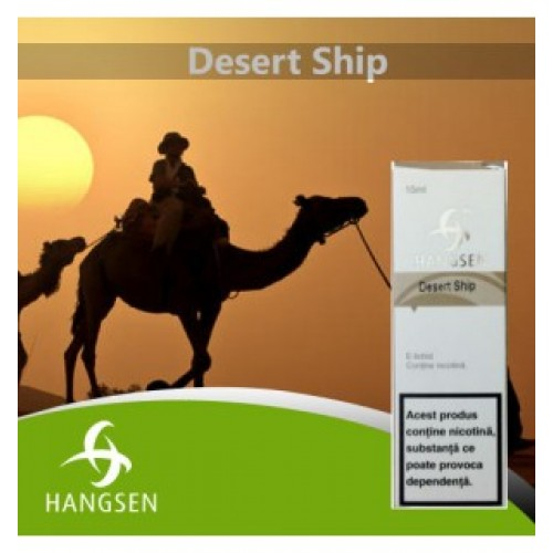E-LIQUID HANGSEN DESERT SHIP 10ML