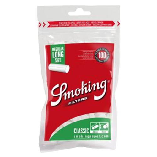 FILTRE TIGARI SMOKING CLASSIC REGULAR LONG