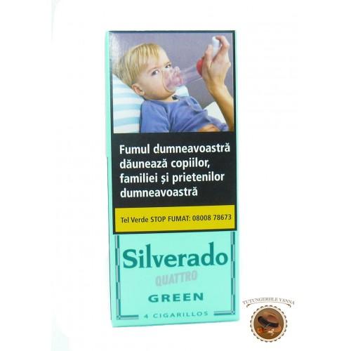 TIGARI DE FOI SILVERADO QUATTRO GREEN 10G