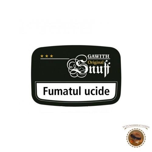 TUTUN PENTRU PRIZAT GAWITH ORIGINAL SNUFF 10G
