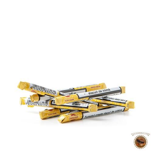 TIGARI DE FOI CANDLELIGHT GOLD FILTER
