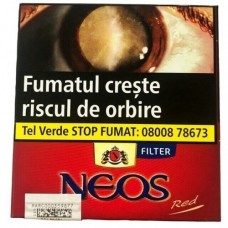 TIGARI DE FOI NEOS FILTER RED 10