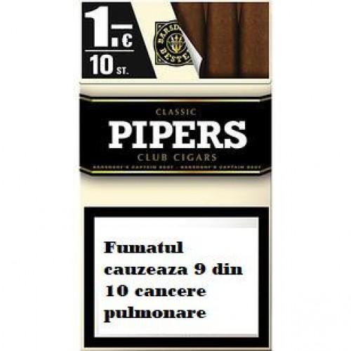 TIGARI DE FOI PIPERS CLASSIC CLUB 10