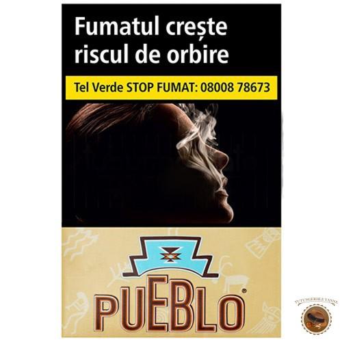 TIGARETE PUEBLO CLASSIC KING SIZE